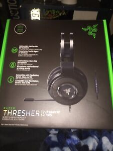 Razed Thresher gaming headset