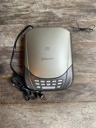 Emerson CKD9902 Alarm Clock Radio (AM/FM/CD) Dual Alarm Digital Battery Backup