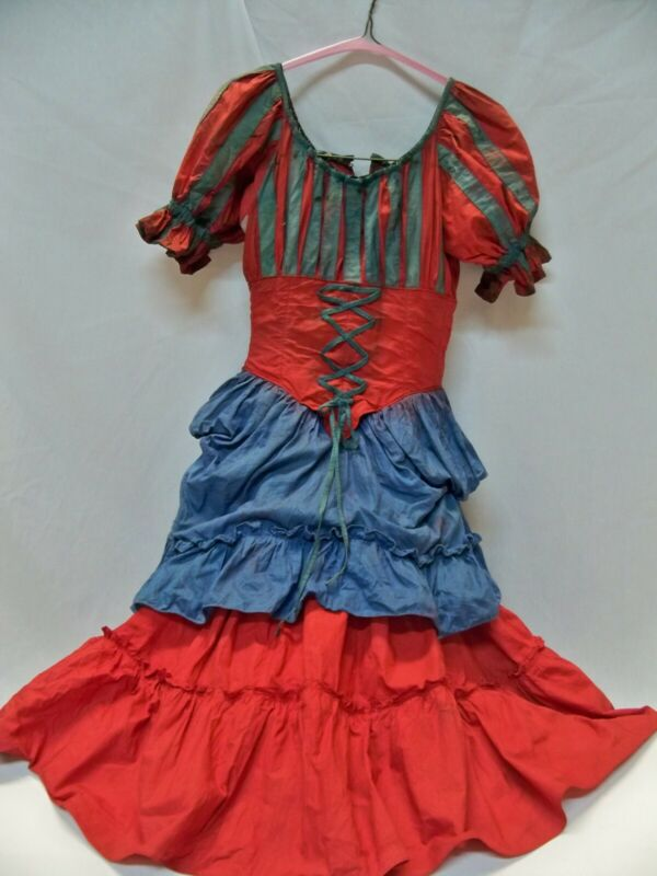 Professional Theatrical Revolutionary Peasant Gypsy Costume - Americana - 1930