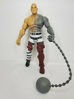 Marvel Legends Absorbing Man NO Fin Fang Foom BAF loose Hasbro 6 in comic figure