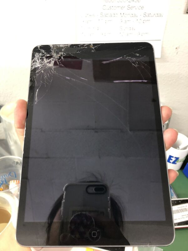 Apple Ipad 6th Gen Digitizer Screen Replacement Repair Fast Service A1893 A1954