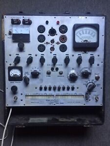 Hickok 539A valve/tube tester Wantirna Knox Area Preview