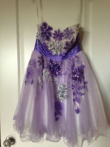 Brand New Never Been Worn Grad/Prom Dress Size 6