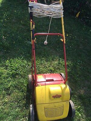 Wolf Garten Scarifier / Moss Raker 240 volt Electric Type UV 30 EV