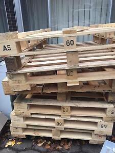 Pine wood Pallets x 10 Ferntree Gully Knox Area Preview