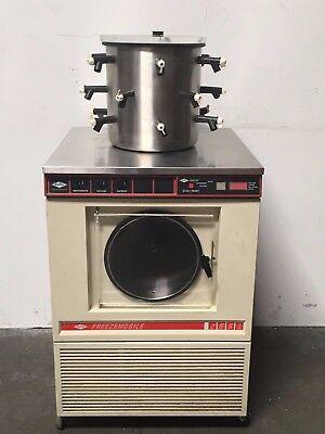 Virtis Freezemobile 25sl Lyophilizer 321471 Freeze Dryer