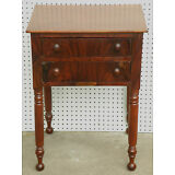 Empire 2-Drawer Table