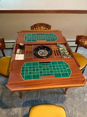 Furniture Game Table Vatican