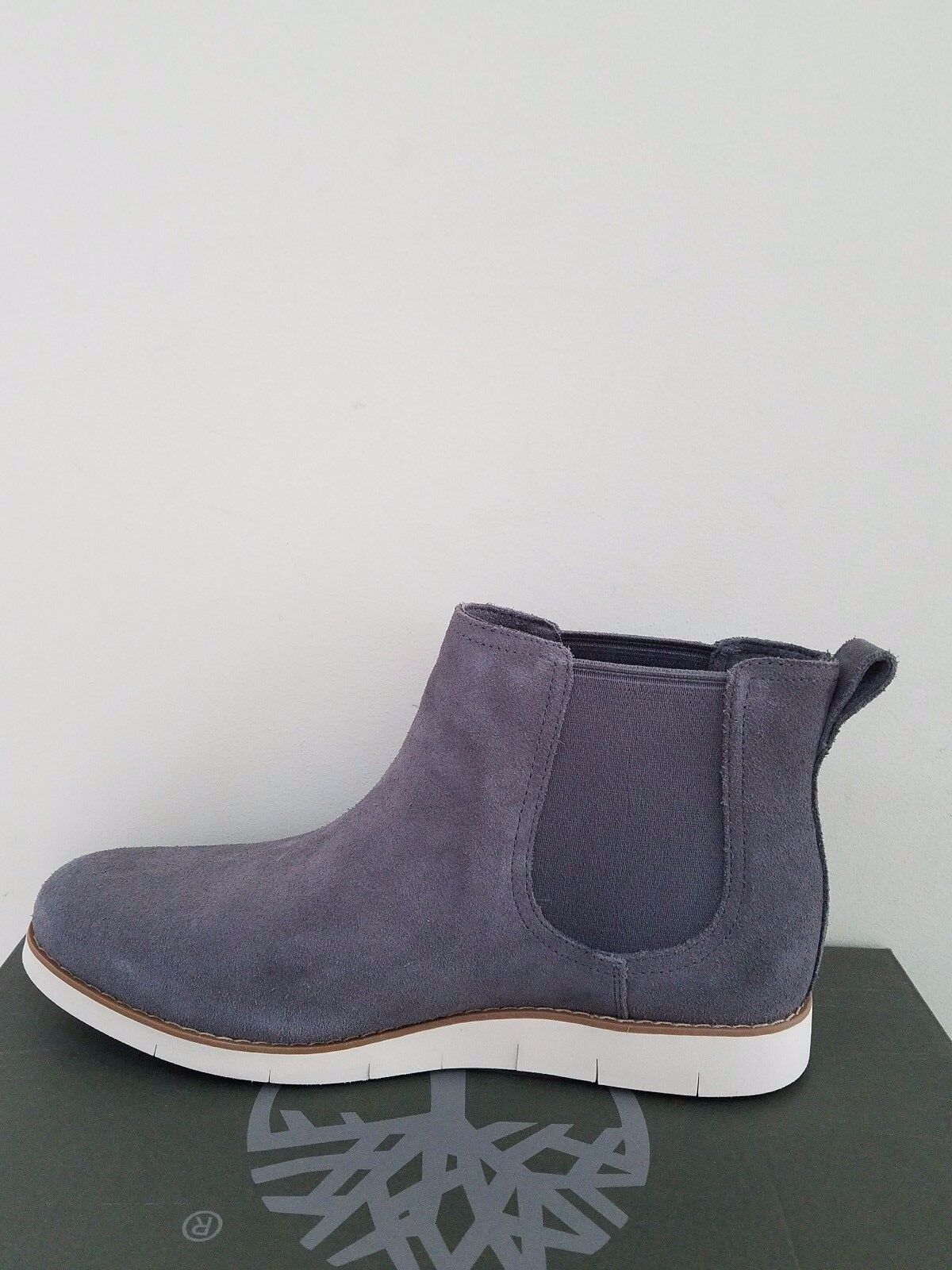 Timberland Women's Lakeville Double Gore Chelsea  Boots NIB 1
