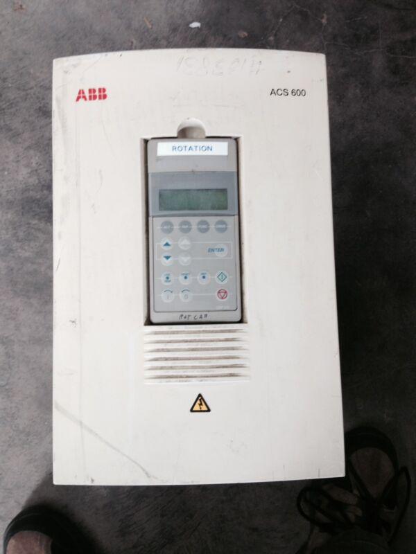 Ac drive ABB ACS60100166000B1200901  10/14A  600V