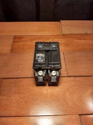 Square D Hom230 Homeline 30-amp 2-pole Circuit Breaker 120240v New No Box