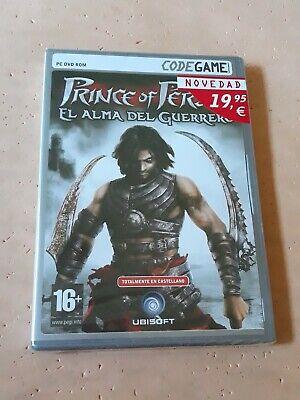Prince of Persia: El Alma del Guerrero, Juego PC, Nuevo y precintado.