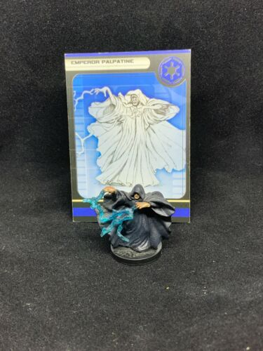 Star Wars Miniatures: Rebel Storm - Emperor Palpatine