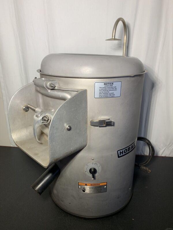 Hobart 6115 Vegetable/Potato Peeler w/15-20 lbs Capacity