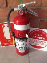 Fire Extinguisher - Amerex 2.25 KG Powder (AS NEW) Mansfield Brisbane South East Preview