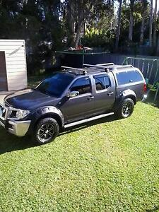 2007 Nissan Navara Ute Rocky Point Wyong Area Preview