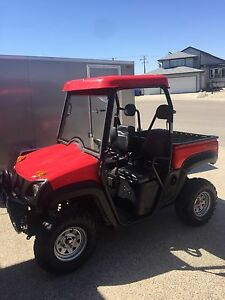 GIO RANGER UTV SIDE BY SIDE **AWESOME CONDITION FULLY LOADED**