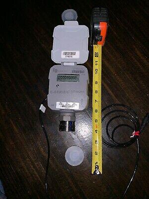 New Badger Meter E-series Ultrasonic 1 Water Flow Rate Meter Lcd Screen