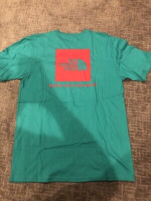New The North Face Box Logo South Beach Limited Mens Large