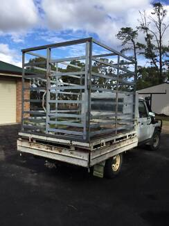 CATTLE/SHEEP CRATE FOR UTE
