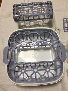 Playtex SmartSteam 3-in-1 Dishwasher and Microwave Sterilizer