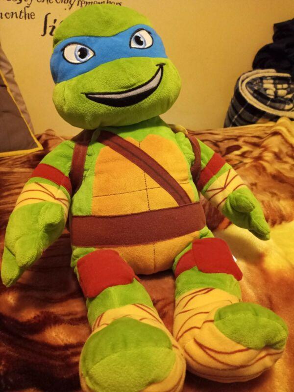 Build a Bear TMNT Teenage Mutant Ninja Turtles Leonardo