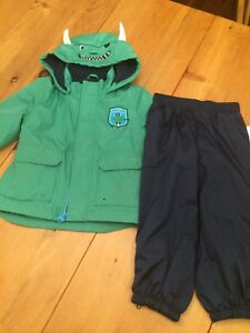 2T spring/fall suit