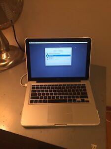 MacBook With Upgrades!