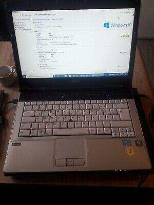 Fujitsu Siemens Lifebook  S 751i 15,6  Intel Core i5 mit Windows 10 750 GB 4 GB