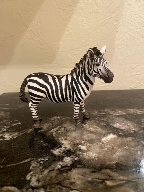 Schleich Zebra MALE Retired