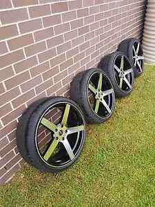 5/120 Commodore wheels 20inch Schofields Blacktown Area Preview