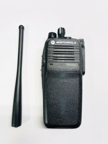 Motorola XPR-6350 MOTOTRBO RADIO w/ ANTENNA ONLY (READ DESCRIPTION)