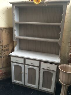 Kitchen Dresser Plate Stand Cupboard Alberton Port Adelaide Area Preview