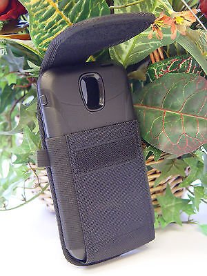 (A0) Belt Clip Holster/Pouch Samsung Galaxy S5 Active For Otterbox Defender