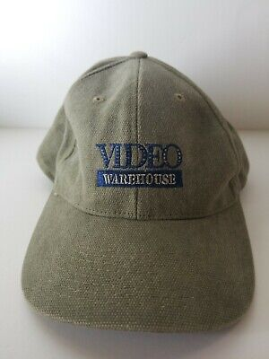 Vintage Video Warehouse Out of Sight Movie Promo Dad Hat (Warehouse Video)