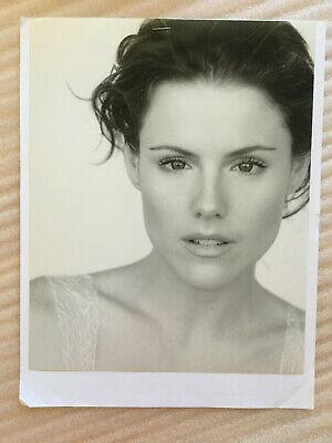 Kathleen Robertson original vintage headshot photo with credits #2