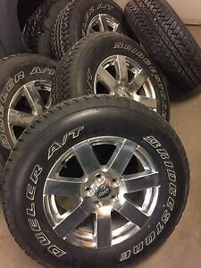18' P255-70-18 JEEP WRANGLER SET OF 5 BRAND NEW $1100 FIRM