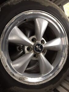 FORD MUSTANG WHEELS/TIRES
