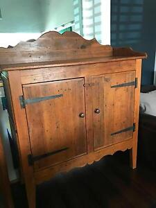 Solid timber french style dresser/meat safe Mosman Mosman Area Preview