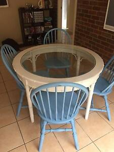 Dining table and chairs Camden Camden Area Preview