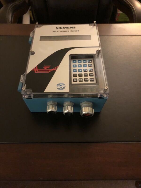 SIEMENS MILLTRONICS BW500 7MH71522AA001AA-Z CONTROLLER  02201090326