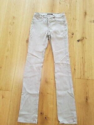 James Jeans Hunter Stretchy Grey Jeans Size 26