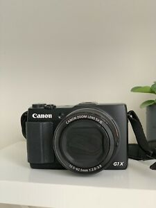 Canon PowerShot G1X Mk II (Mark 2)