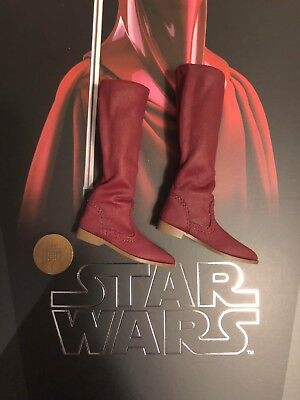 Hot Toys Star Wars ROTJ Royal Guard MMS469 Tall Boots loose 1/6th scale