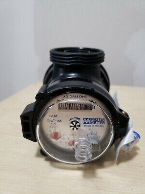 Master Meter Fam Series Flexible Axis Meter Nsf-61