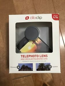 Telephoto Lens for iPhone 5/5s