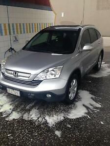 2008 Honda CR-V AUTO full luxury option 9 months rego & RWC Roxburgh Park Hume Area Preview