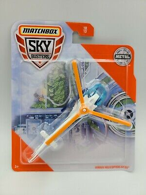 NEW 2020 Matchbox Sky Busters Airbus Helicopter H130 FREE SHIPPING