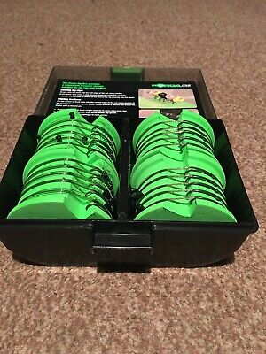 Korda Zig Chod Case Fully Loaded Zig Rigs Fox Nash Carp Fishing Tackle