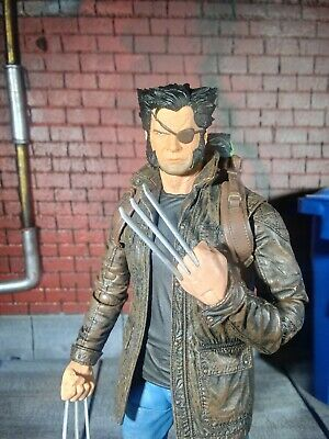 Marvel legends custom wolverine